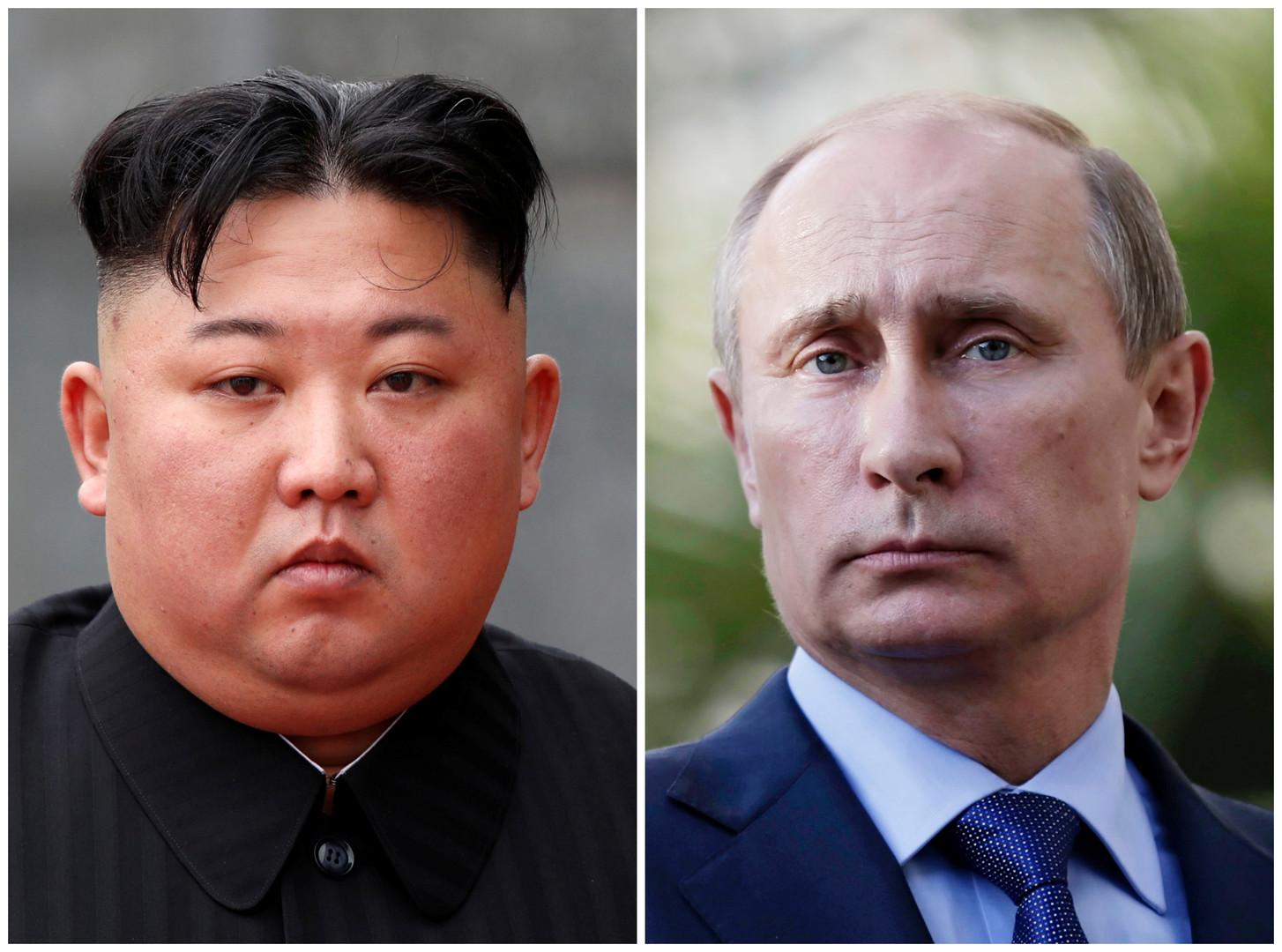 بيونغ يانغ تؤكد لقاء كيم جونغ أون بوتين بروسيا قريبا في أول قمة بينهما