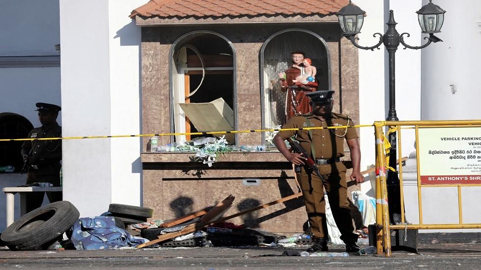 سريلانكا تتحدث عن صلة بين تفجيرات الأحد الدموية وهجوم نيوزيلندا