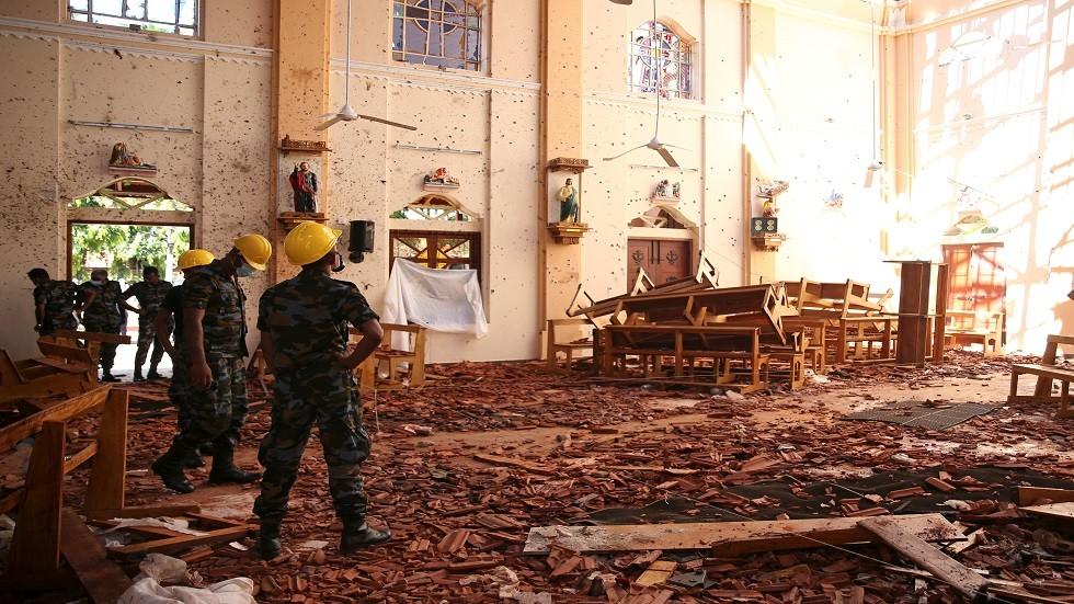 وسائل إعلام تتحدث عن مشتبه بتدبيره تفجيرات سريلانكا