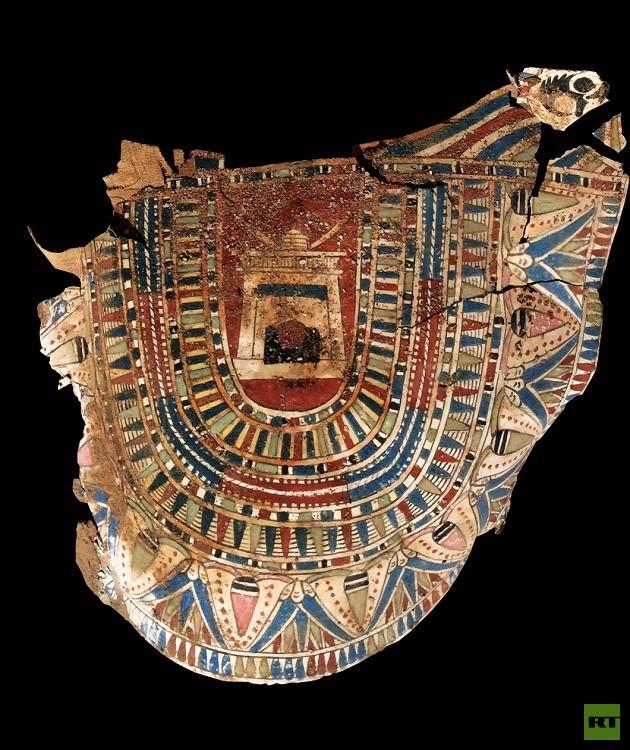 مصر.. العثور على مقبرة أثرية من العصر اليوناني الروماني (صور)