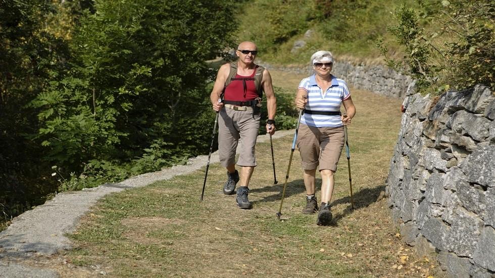 النشاط البدني يعوض عن وضعية الجلوس لفترة طويلة