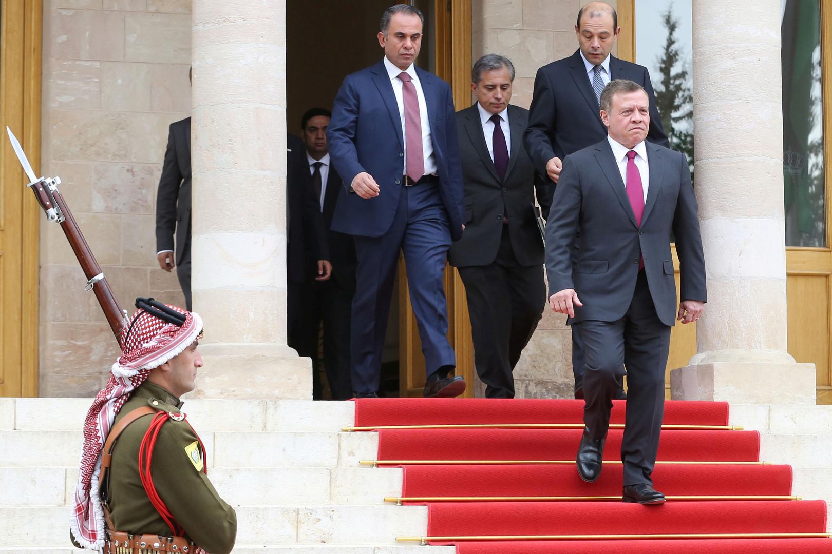 تغييرات كبيرة في الديوان الملكي الأردني
