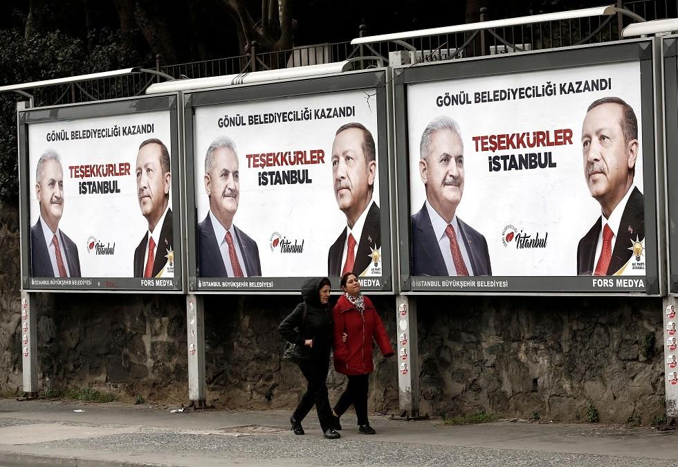 لجنة الانتخابات التركية تقرر إعادة النظر في أكثر من 41 ألف صوت باسطنبول