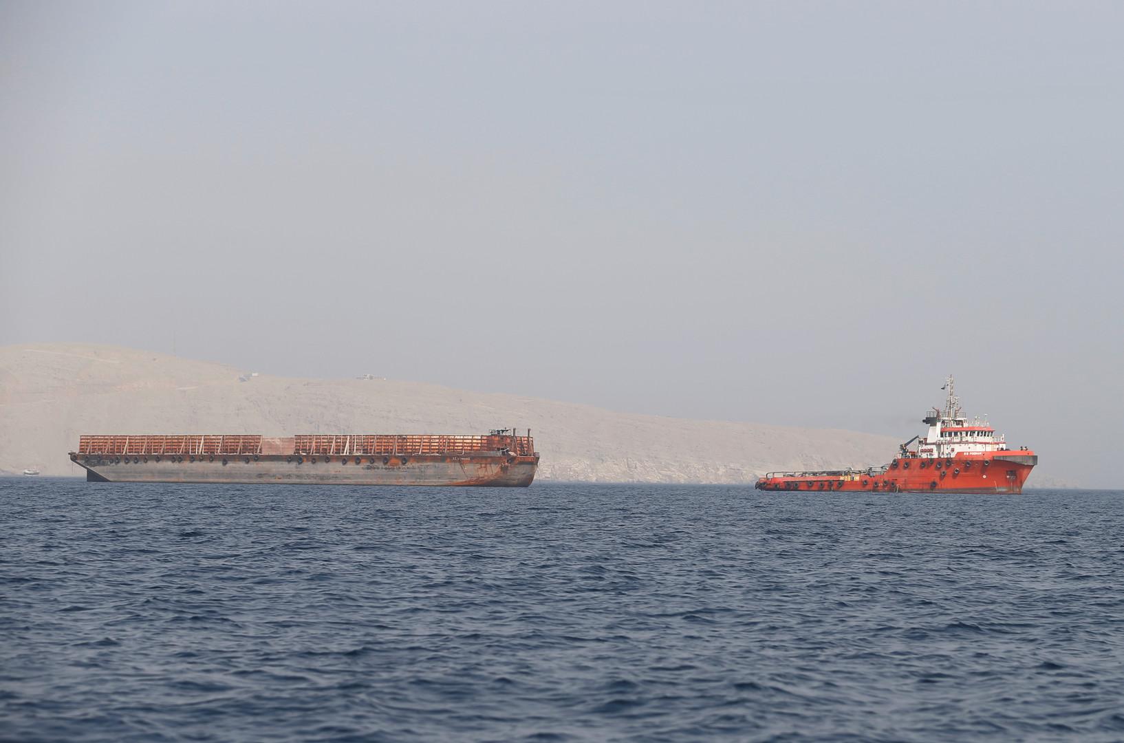 واشنطن تدعو إيران إلى عدم إغلاق مضيقي هرمز وباب المندب في وجه السفن
