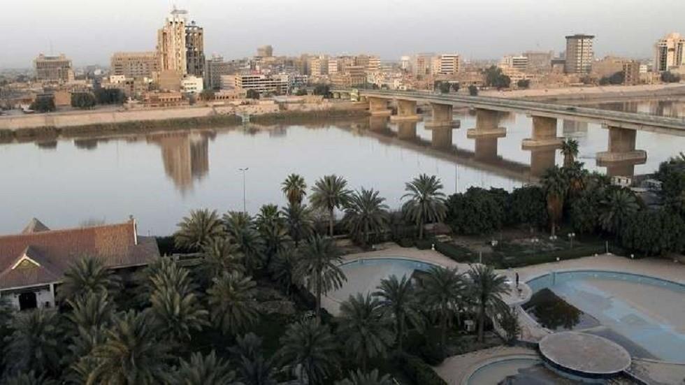العاصمة العراقية بغداد - أرشيف -