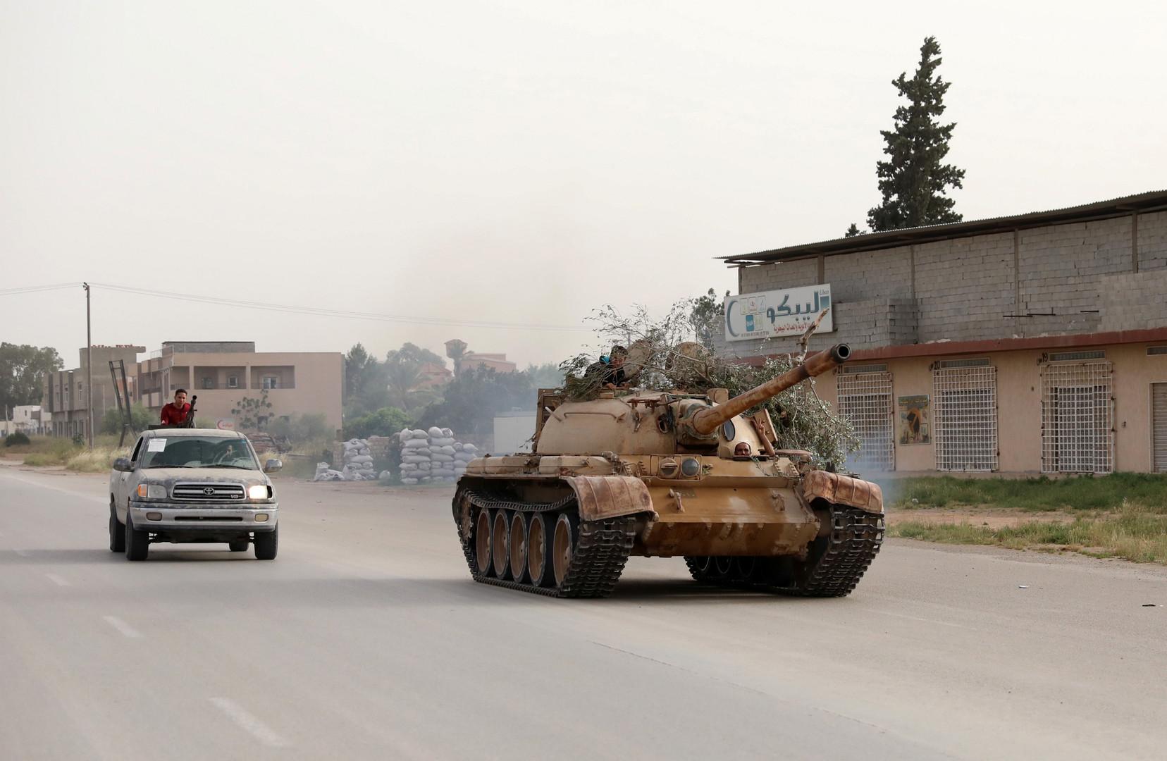 ليبيا.. حرب ضروس وطائرات أشباح!