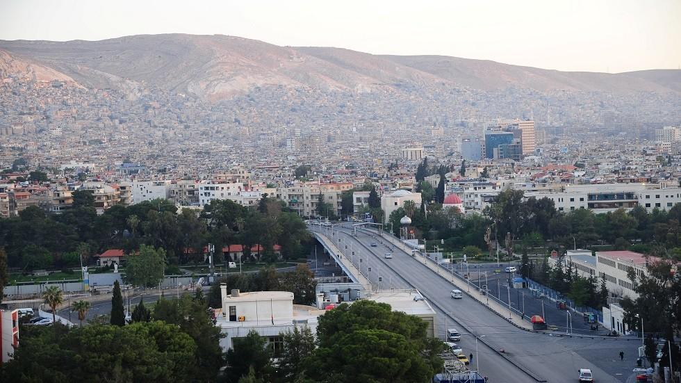 مقتل شخص وإصابة 5 آخرين نتيجة انفجار جنوب دمشق