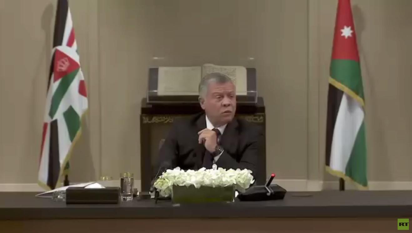 تغييرات في الديوان الملكي الأردني