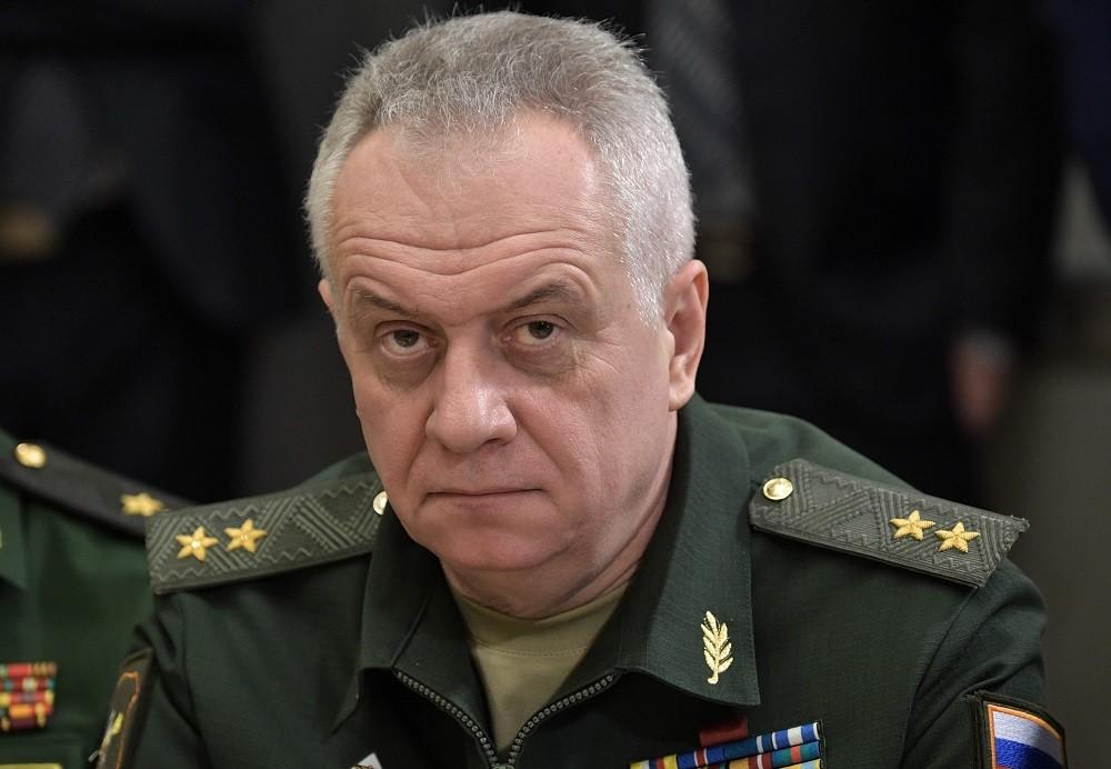 يكتور بوزنيخير، النائب الأول لرئيس إدارة العمليات العامة في هيئة أركان الجيش الروسي