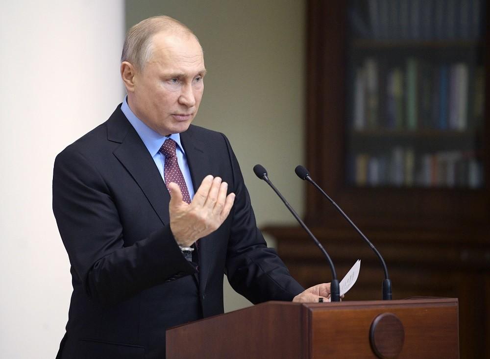 بوتين:لا رغبة لدينا في خلق أي مشاكل للسلطة الجديدة في أوكرانيا