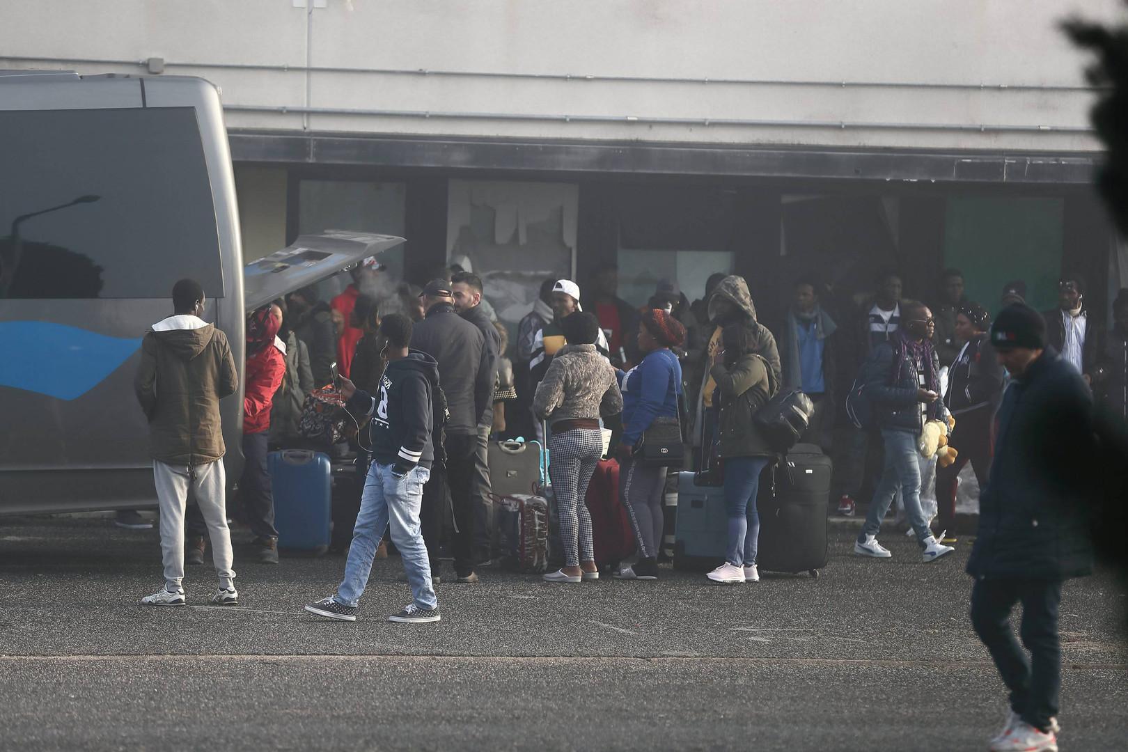 طالبو لجوء في إيطاليا