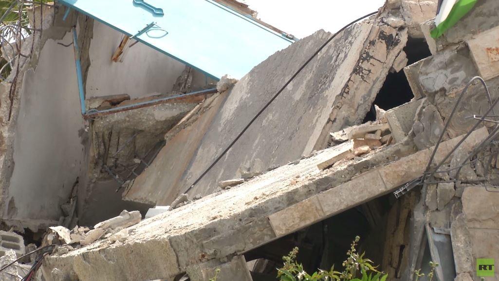 إسرائيل تهدم منزل عمر أبو ليلى