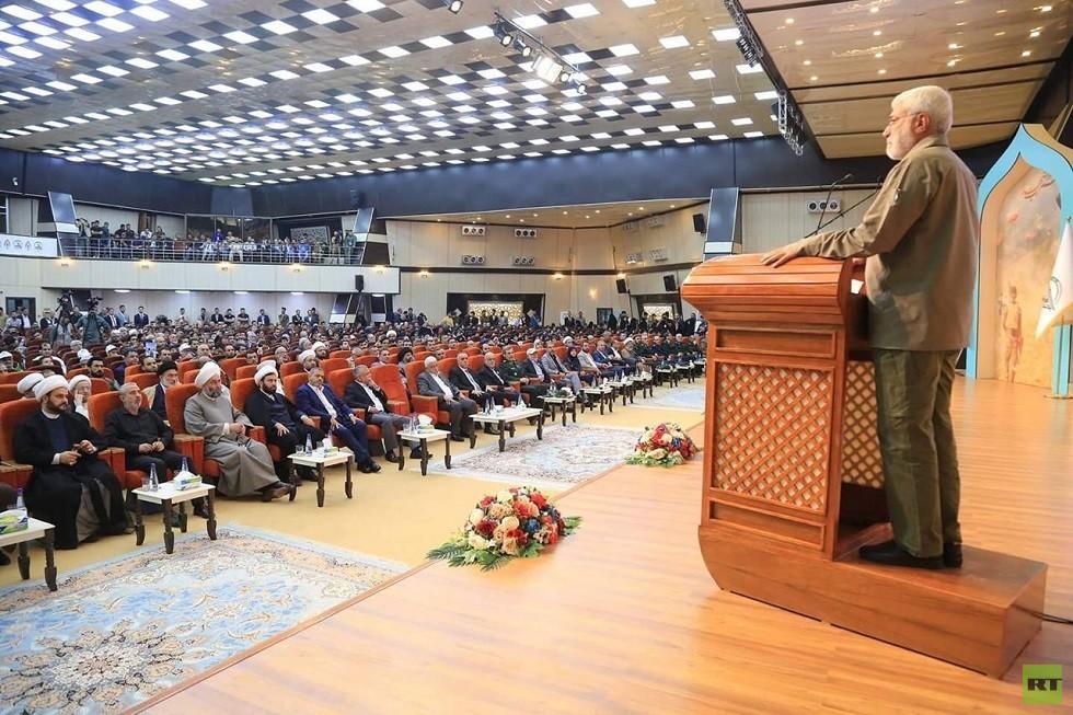 نائب رئيس هيئة الحشد الشعبي في العراق أبو مهدي المهندس