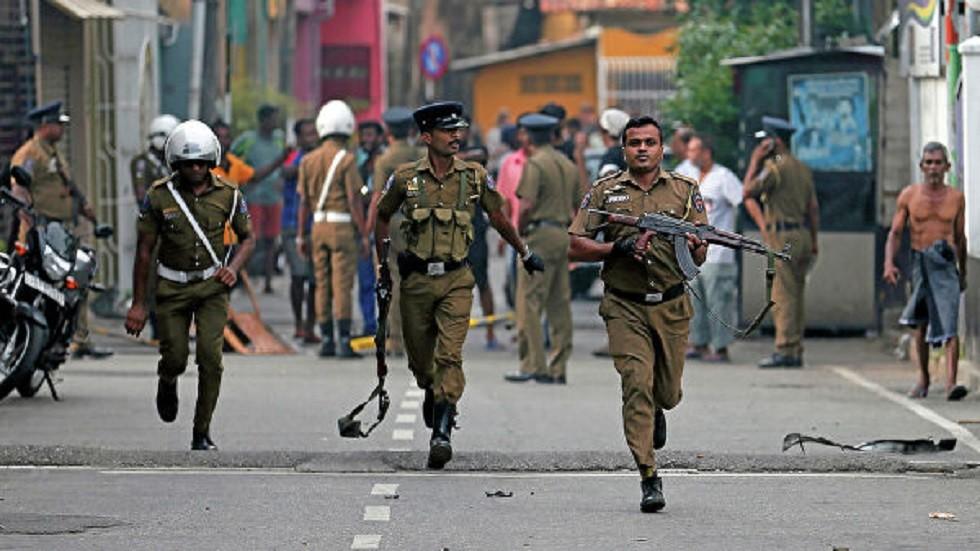 بومبيو: مرتكبو الهجمات الإرهابية في سريلانكا استلهموا  أيديولوجية داعش