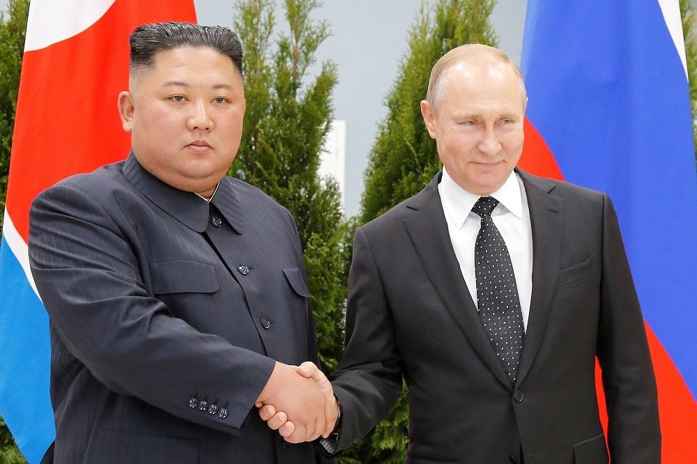بوتين وكيم يلتقيان في فلاديفوستوك