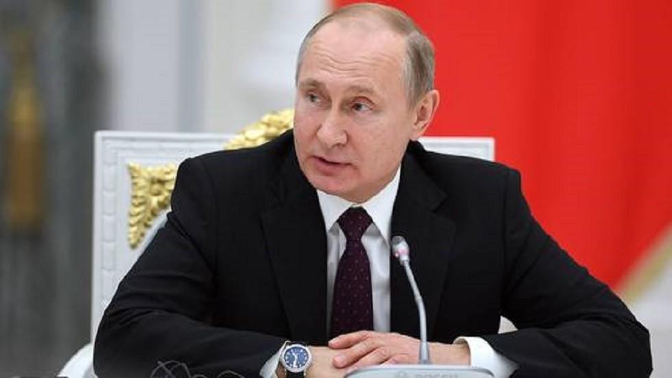 بوتين: انتخابات أوكرانيا دليل على فشل سياسة بوروشينكو الذريع