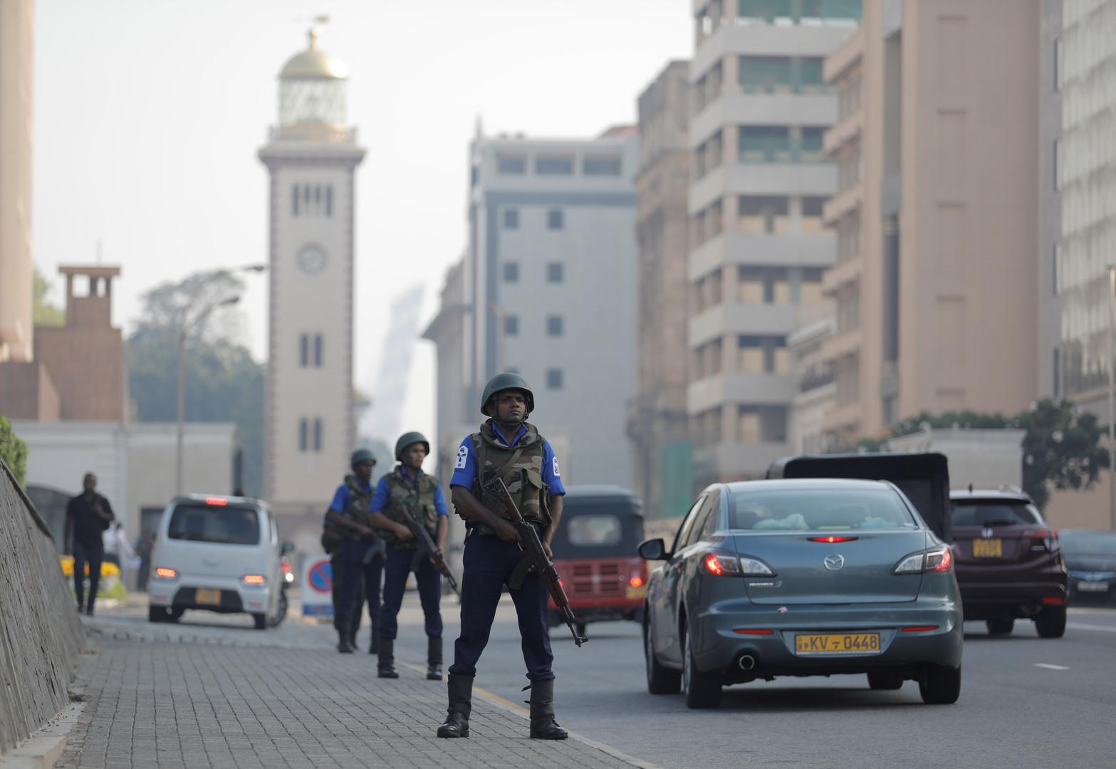 سريلانكا تحظر الطائرات المسيرة وتضارب الأنباء بشأن التفجير الجديد