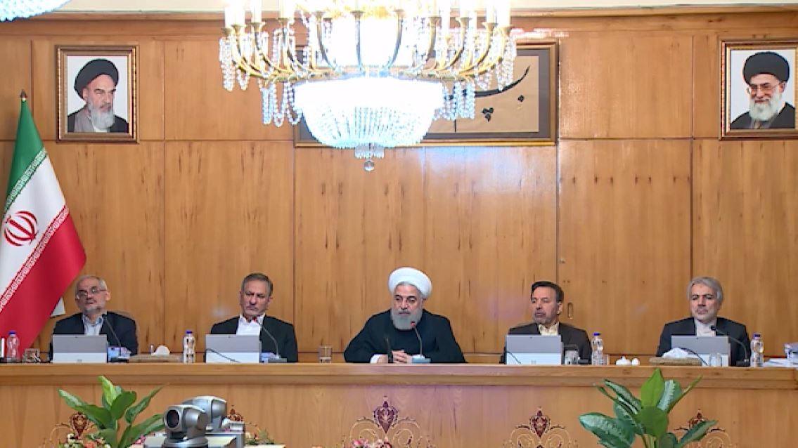 روحاني: الرياض وأبوظبي تعملان ضد إيران