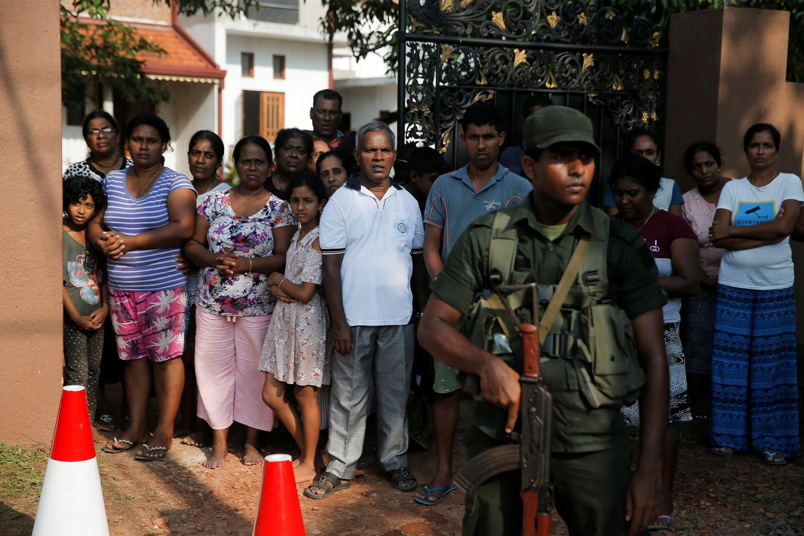 صحيفة بريطانية: استخبارات أجنبية أبلغت سريلانكاعن شبكة إرهابية خطيرة قبل 4 أشهر من المأساة