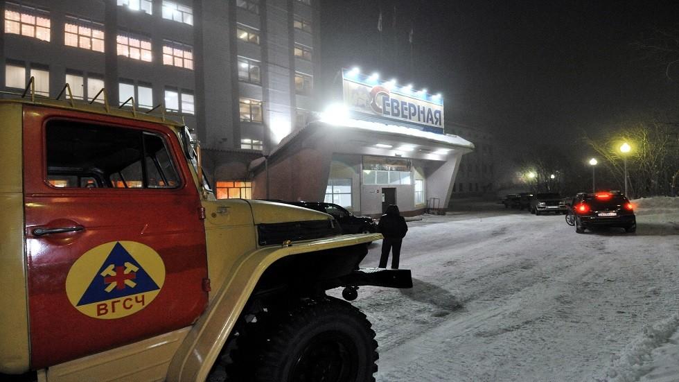لوغانسك الشعبية تطلب المساعدة الروسية لإنقاذ 15 مفقودا بحادث منجم للفحم