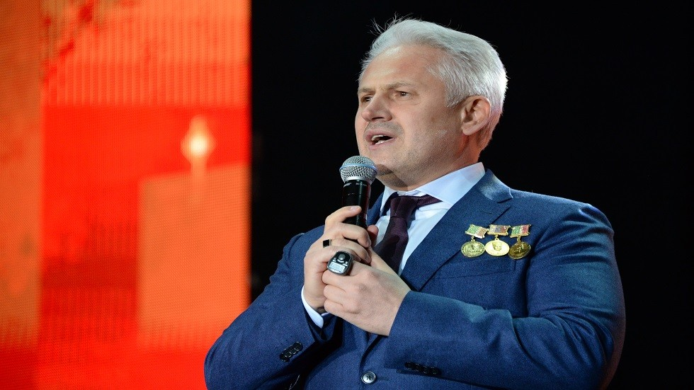 رئيس حكومة جمهورية الشيشان مسلم خوتشيف