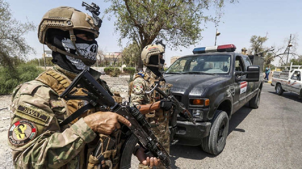 قوات الأمن العراقي - أرشيف