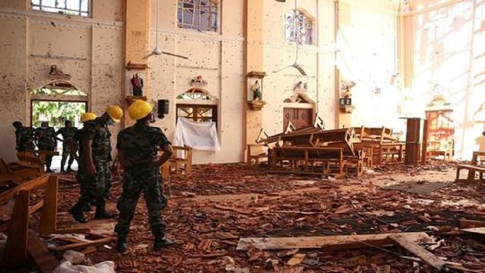 واشنطن تحذر من هجمات إرهابية جديدة في سريلانكا