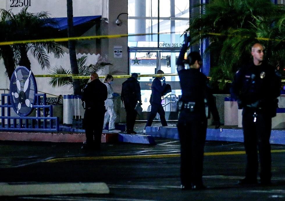 مقتل شخص في حادث إطلاق نار قرب كنيس يهودي بولاية كاليفورنيا الأمريكية