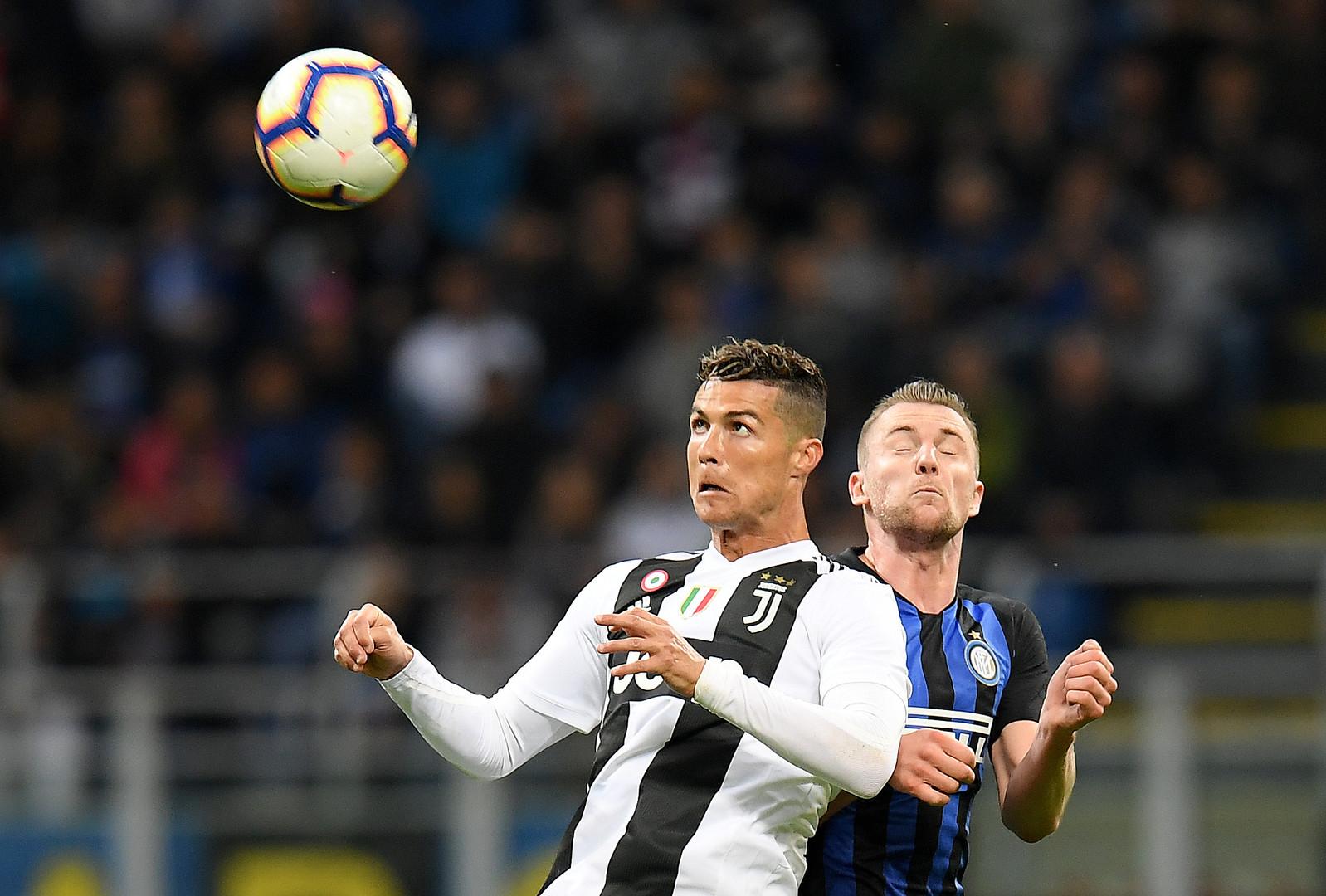 الدوري الإيطالي.. قمة إنتر ويوفنتوس تنتهي بالتعادل