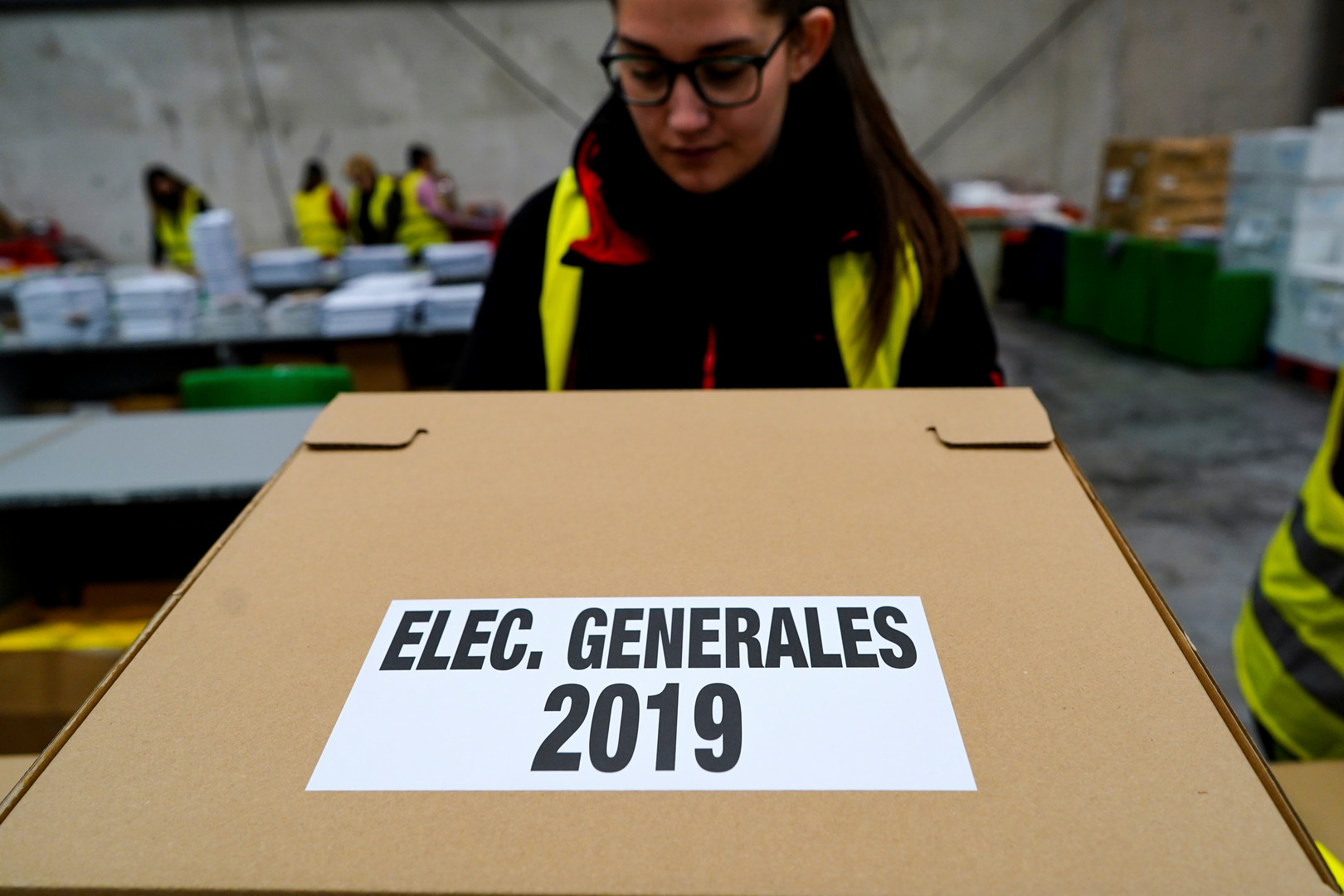 انطلاق الانتخابات التشريعية في إسبانيا