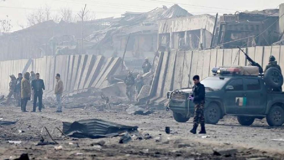 مقتل 7 من طالبان بغارة جوية في أفغانستان