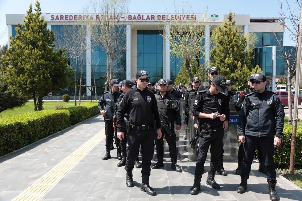شرطة تركية