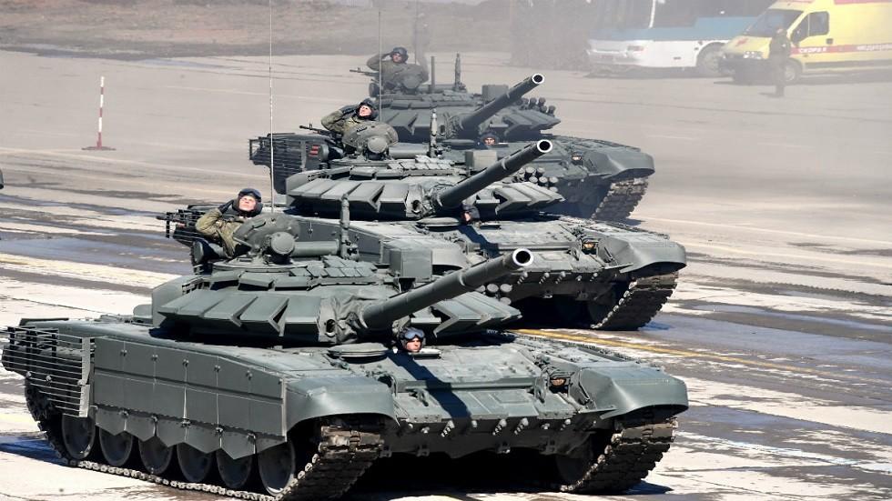 روسيا تكشف عن المعدات الحربية المشاركة في استعراض عيد النصر