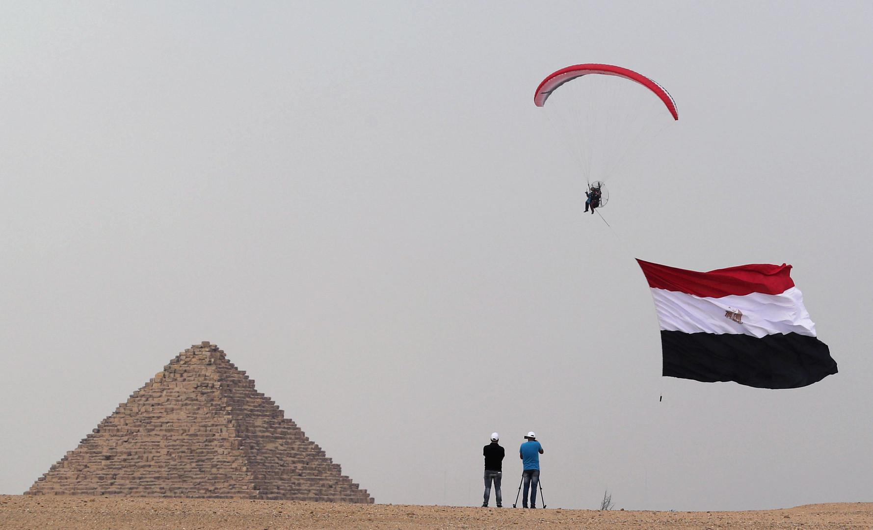 قرض صيني لمصر بثلاث مليارات دولار لمشروع العاصمة الإدارية