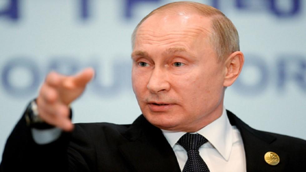 بوتين: إذا حصل الروس والأوكران على جنسية مشتركة فهذا جيد جدا