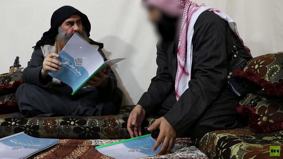 البغدادي يستعرض ملفات ولايات تنظيمه