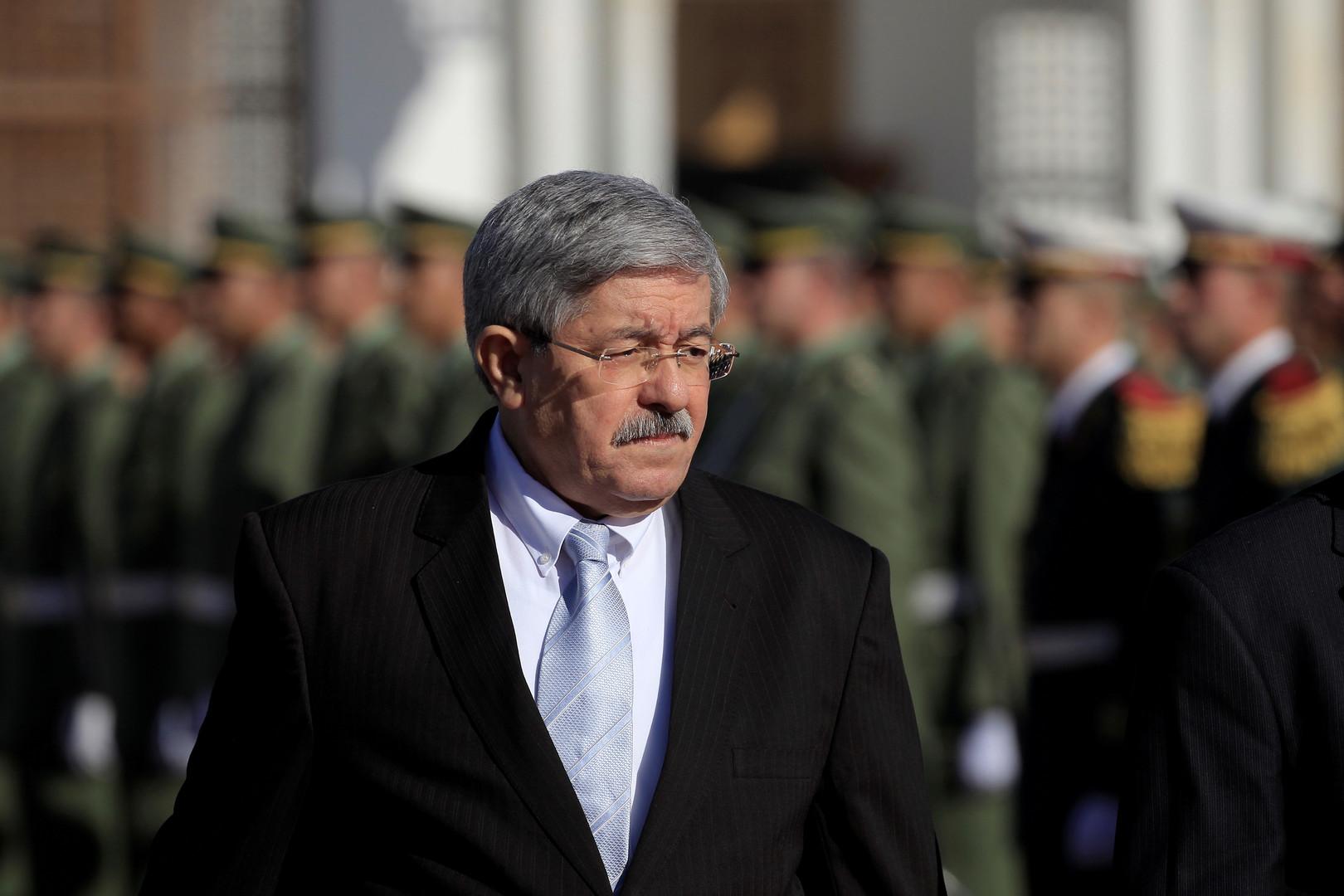 أويحيى يمثل أمام القضاء الجزائري