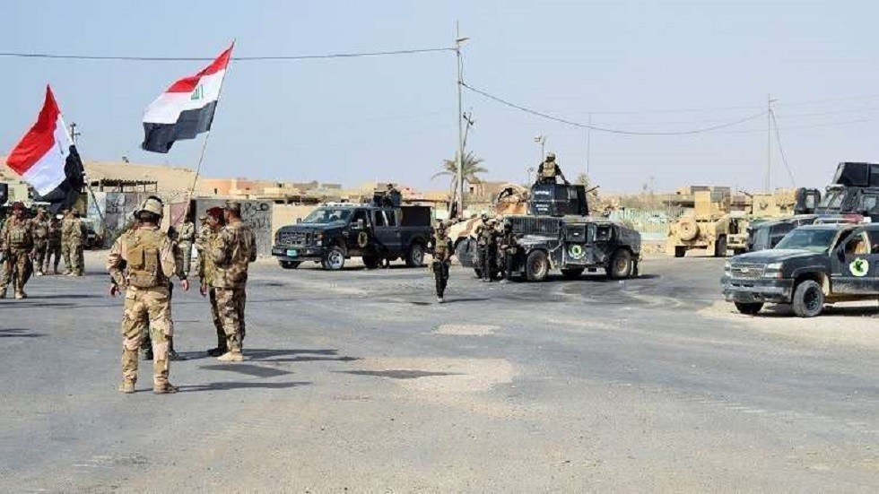 مصدرلـRT: اعتقال 7 عراقيين قياديين في