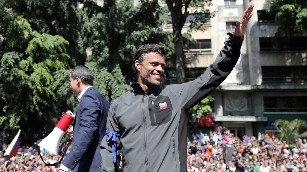 معارض فنزويلي بارز يحصل على اللجوء في سفارة تشيلي