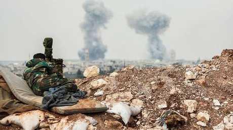 ريف حماة في سوريا - أرشيف