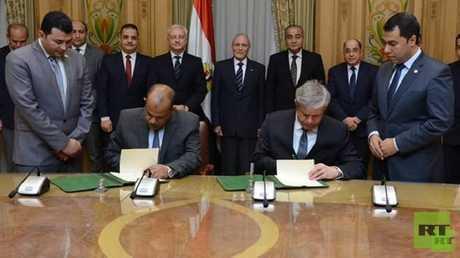 تعاون جديد بين مصر وبيلاروس