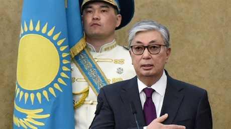 الرئيس الكازاخستاني الجديد قاسم جومارت توكايف