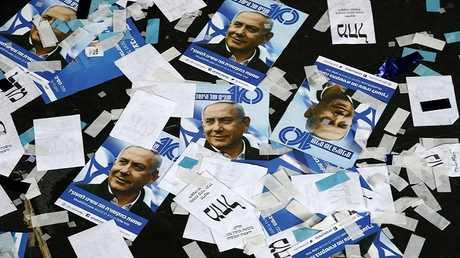 الرئيس الإسرائيلي يبدأ مشاوراته لاختيار مكلّفه لتشكيل الحكومة