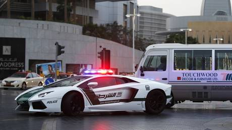 """Babe Snape Chat"" in the grip of Dubai Police"