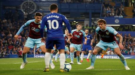 Burnley areas Chelsea in a draw and denies him a third place