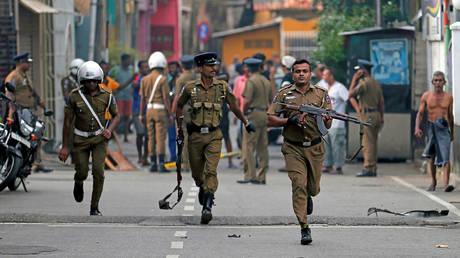 entry into drive of emergency in sri lanka