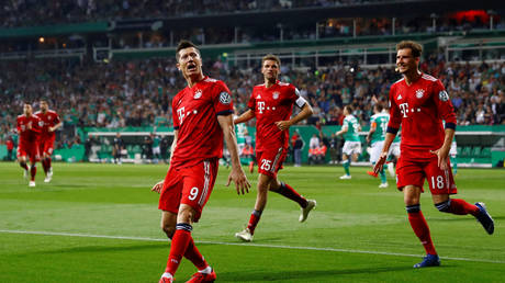 كأس ألمانيا.. بايرن يتخطى بريمن بصعوبة ويضرب موعدا مع لايبزيغ في النهائي