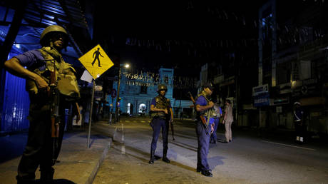 انفجار جديد غربي سريلانكا!