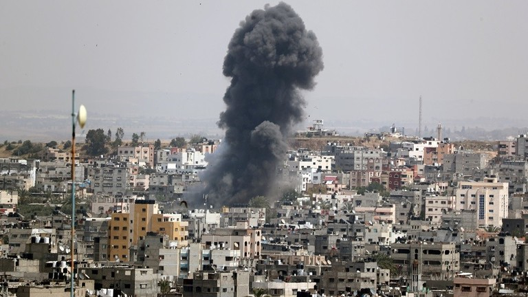 ارتفاع عدد ضحايا الغارات الإسرائيلية على غزة إلى 25 قتيلا