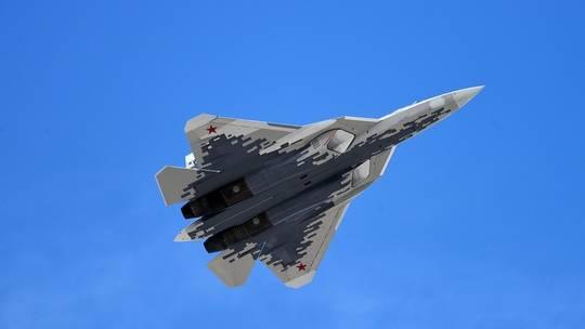 ضربة للمشككين ، الجيش الروسي سيحصل على 76 مقاتلة Su-57 بنهاية عام  2028 5cdc3fd295a59773228b4588